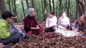 Märchen im Wald