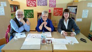 Die Jury der 4. Klassen.